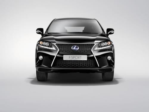 Lexus RX 2013: Sang trọng mà tiện dụng - 8