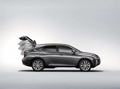 Lexus RX 2013: Sang trọng mà tiện dụng - 10