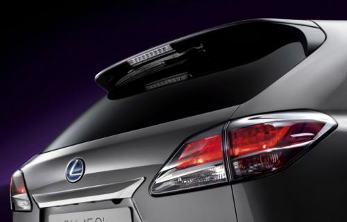 Lexus RX 2013: Sang trọng mà tiện dụng - 11