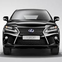 Lexus RX 2013: Sang trọng mà tiện dụng
