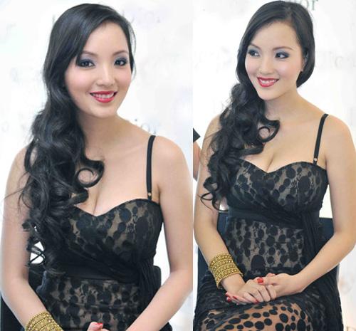 """7 khuôn ngực """"thật thà"""" của showbiz Việt - 3"""