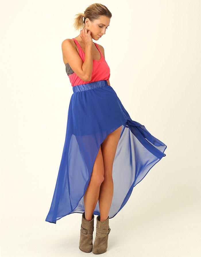 Mặc đẹp với váy có đuôi - 2