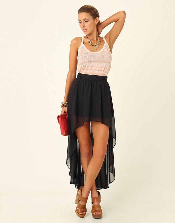 Mặc đẹp với váy có đuôi - 3