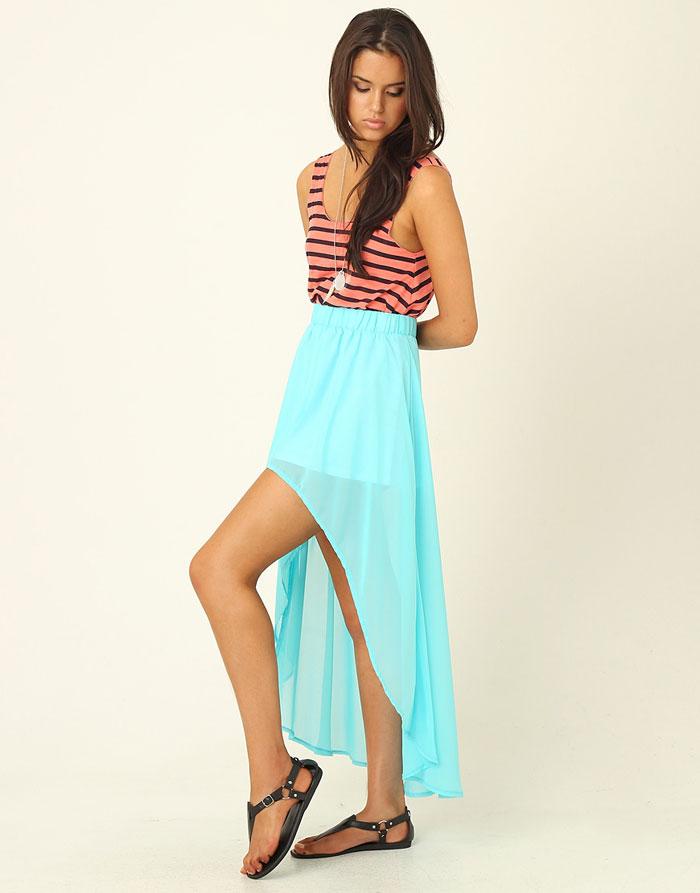 Mặc đẹp với váy có đuôi - 10