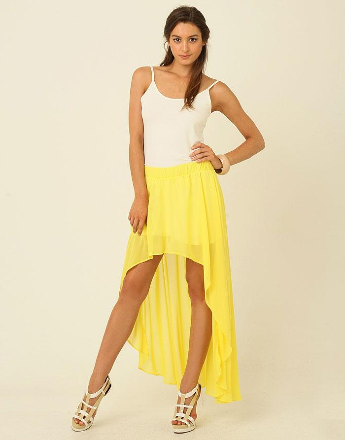 Mặc đẹp với váy có đuôi - 11