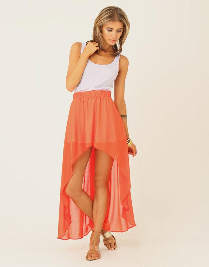 Mặc đẹp với váy có đuôi - 12