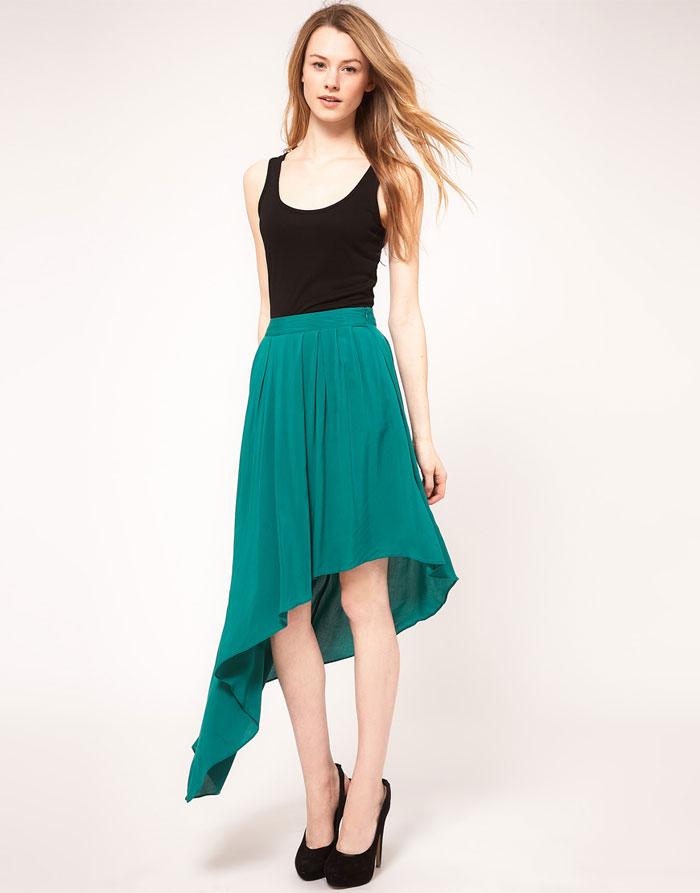 Mặc đẹp với váy có đuôi - 18