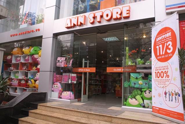 AnnStore - Cả thế giới dành cho bé - 1