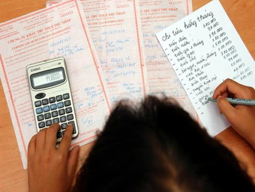 Thuế TNCN: Nâng mức giảm trừ gia cảnh? - 1