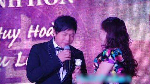 """Quang Lê: Cảm ơn """"đám cưới siêu khủng"""" - 2"""