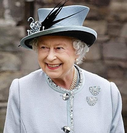 Nữ hoàng Anh: 86 tuổi vẫn sành điệu - 6