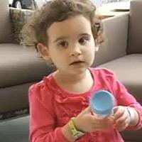 Cô bé 3 tuổi nuốt 37 viên nam châm
