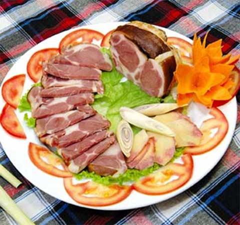 Ăn nhiều thịt xông khói dễ bị ung thư? - 1
