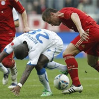 Bayern – Hoffenheim: Hủy diệt