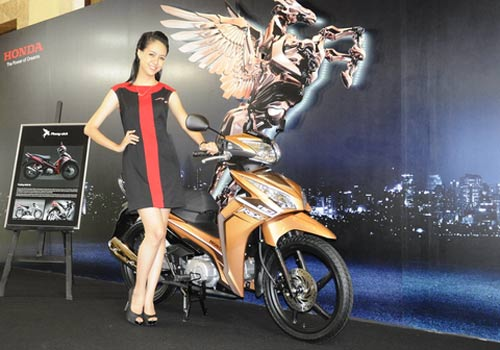 Xe tay ga mới đổ bộ thị trường Việt - 3