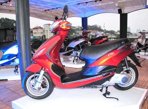 Xe tay ga mới đổ bộ thị trường Việt - 1