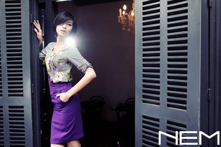 NEM hâm nóng thị trường thời trang xuân hè 2012 - 1