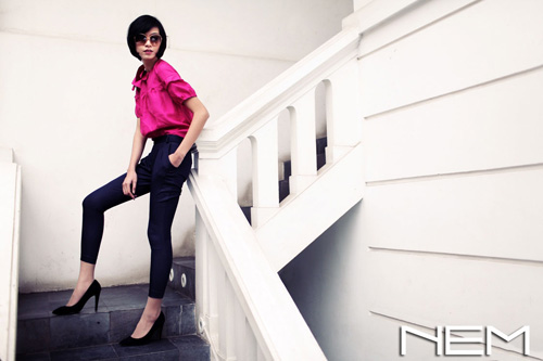 NEM hâm nóng thị trường thời trang xuân hè 2012 - 2