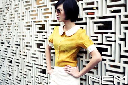 NEM hâm nóng thị trường thời trang xuân hè 2012 - 4
