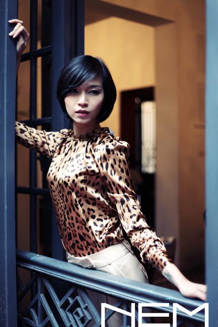 NEM hâm nóng thị trường thời trang xuân hè 2012 - 6