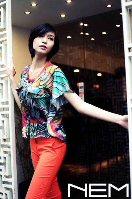 NEM hâm nóng thị trường thời trang xuân hè 2012 - 8