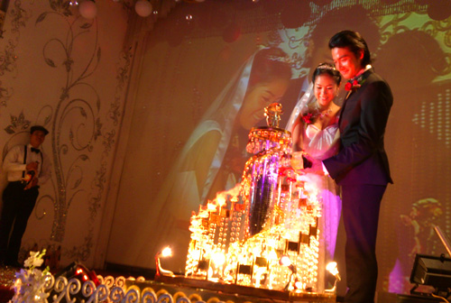 Cận cảnh đám cưới Quách Ngọc Ngoan - 3