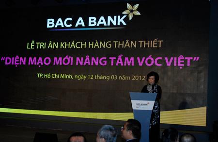 Bắc Á Bank công bố chiến lược phát triển - 1