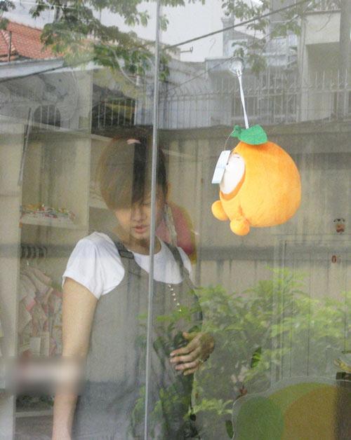 Tim đưa Quỳnh Anh đi mua đồ em bé - 2