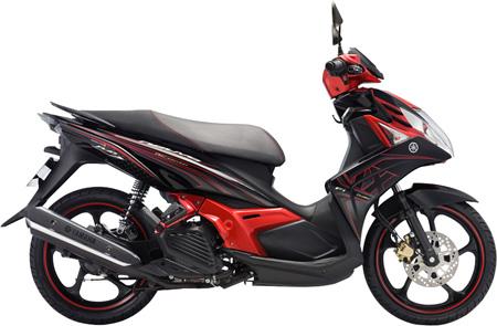 Nouvo SX - Thế hệ xe mới tiên tiến từ Yamaha - 1