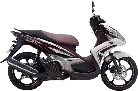 Nouvo SX - Thế hệ xe mới tiên tiến từ Yamaha - 4
