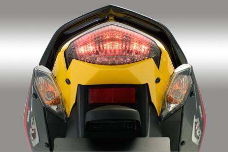 Nouvo SX - Thế hệ xe mới tiên tiến từ Yamaha - 7