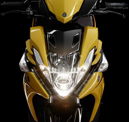 Nouvo SX - Thế hệ xe mới tiên tiến từ Yamaha - 6