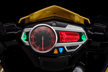 Nouvo SX - Thế hệ xe mới tiên tiến từ Yamaha - 9