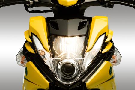 Nouvo SX - Thế hệ xe mới tiên tiến từ Yamaha - 5