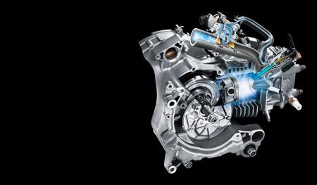 Nouvo SX - Thế hệ xe mới tiên tiến từ Yamaha - 10
