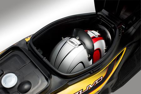 Nouvo SX - Thế hệ xe mới tiên tiến từ Yamaha - 11