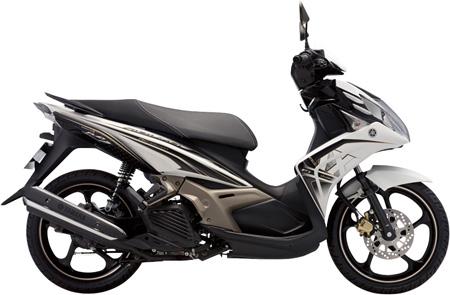 Nouvo SX - Thế hệ xe mới tiên tiến từ Yamaha - 2