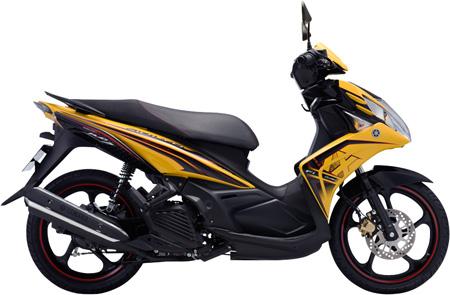 Nouvo SX - Thế hệ xe mới tiên tiến từ Yamaha - 3