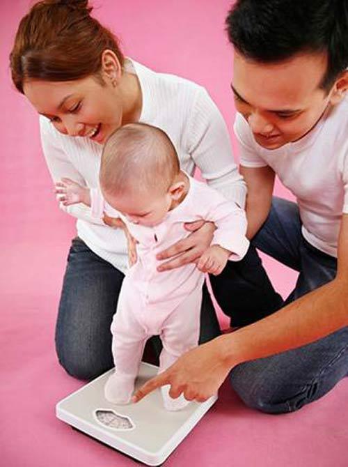 Bí quyết vàng giúp trẻ tăng cân - 1