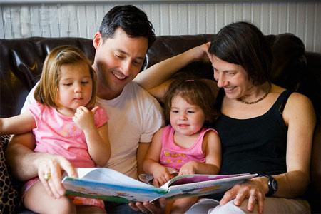 Nguyên tắc vàng khi chăm sóc trẻ - 1