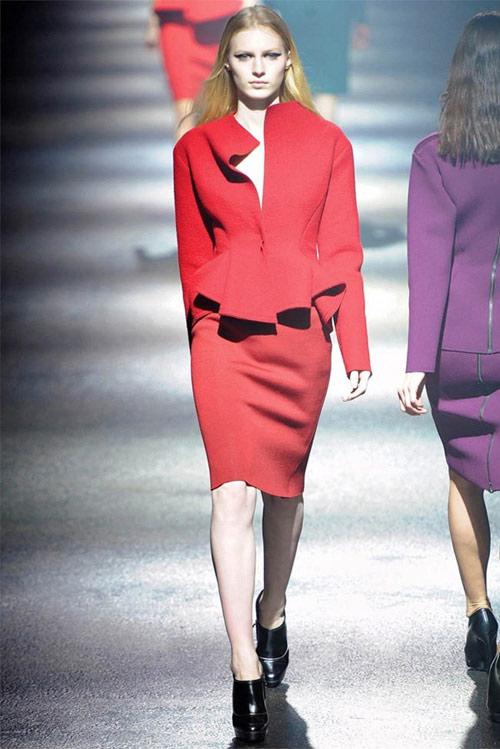 Top 20 chân dài đắt show của sàn catwalk - 2