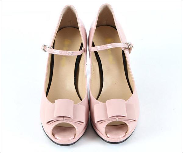 Cách đi giày màu nude đẹp & sexy - 9