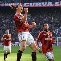 Cú nã rocket của Ibra dẫn đầu top 5 bàn đẹp nhất Serie A vòng 27