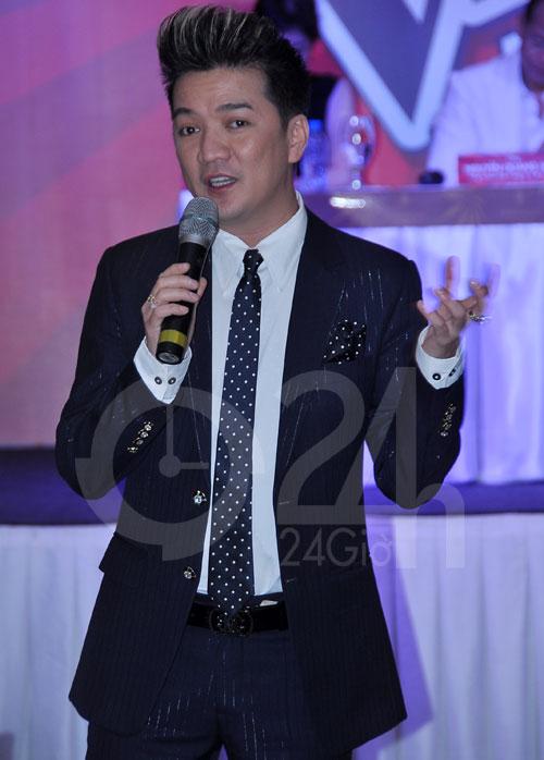 Hà Hồ, Mr Đàm ngồi ghế nóng giám khảo - 3