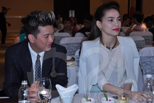 Hà Hồ, Mr Đàm ngồi ghế nóng giám khảo - 5