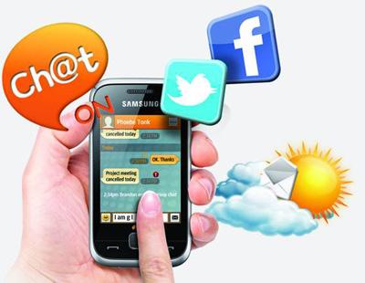 Hấp dẫn điện thoại 2 SIM cảm ứng mới của Samsung - 3
