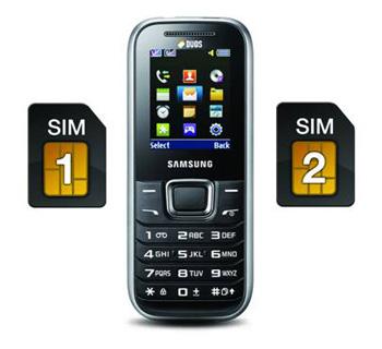 Hấp dẫn điện thoại 2 SIM cảm ứng mới của Samsung - 4