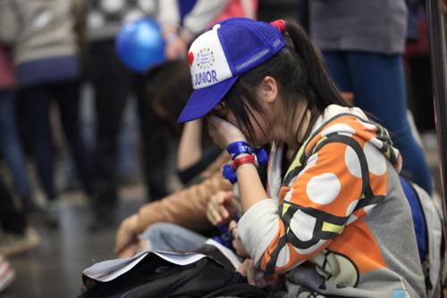 Fan Việt nức nở vì đón hụt sao Hàn - 8