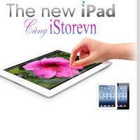 Trải nghiệm The new ipad cùng iStorevn