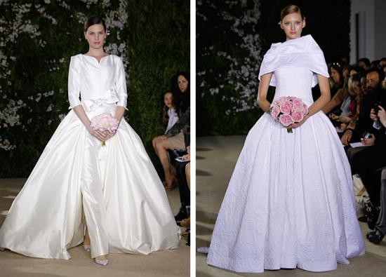 """10 xu hướng váy cưới """"nóng hổi"""" nhất năm - 10"""
